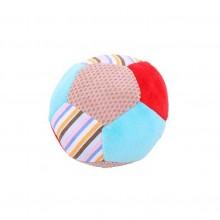 Bigjigs Baby Textilní hračka chrastítko balónek Bruno