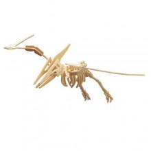 Woodcraft Dřevěné 3D puzzle velký Pteranodon