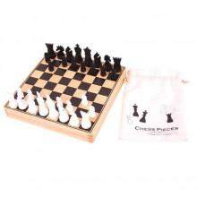 Bigjigs Toys Dřevěné šachy