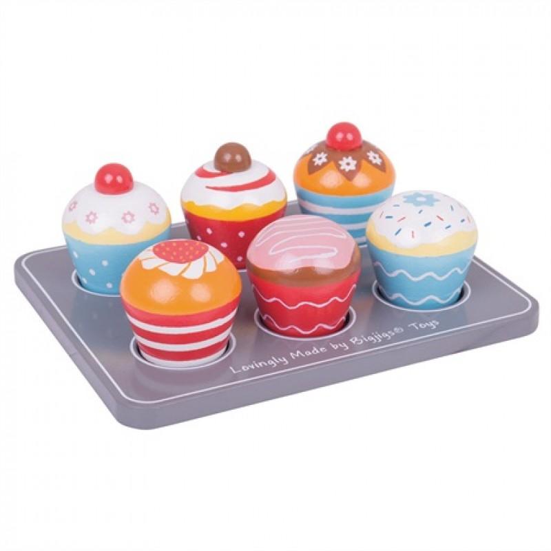 Bigjigs Toys Muffiny