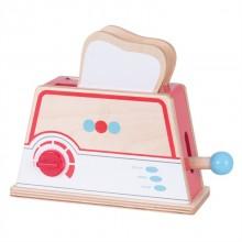 Bigjigs Toys- Dřevěné hračky - Toaster