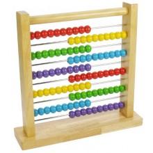 Bigjigs Toys Dřevěné počítadlo