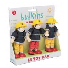 Le Toy Van Postavičky hasiči