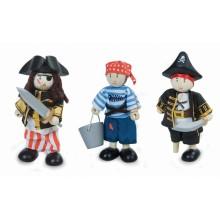 Le Toy Van Postavička piráti
