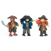Le Toy Van Postavičky piráti Barbarossy