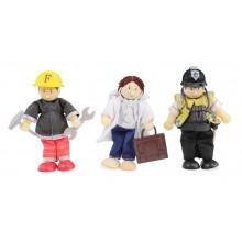 Le Toy Van Postavičky záchranáři