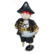 Le Toy Van Postavička pirátský kapitán