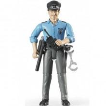Bruder Figurka policista s příslušenstvím