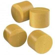 Bruder Balík kulatý žlutý pro č. 2121 - 4 Ks
