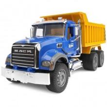 Bruder - Nákladní auto MACK Granit - sklápěč