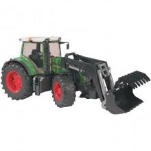 Bruder Traktor FENDT 936 Vario + čelní nakladač