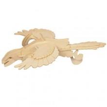 Woodcraft Dřevěné 3D puzzle Archeopteryx