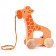 Hape Tahací žirafa