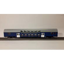 Piko Dvoupatrový osobní vagón CSD IV - 57689-2 bílé dveře