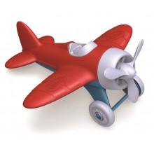 Green Toys - Letadlo červené