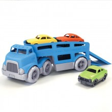 Green Toys - Tahač s auty