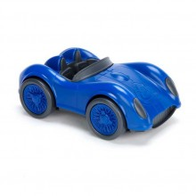 Green Toys - Modré závodní auto