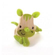HAPE dřevěné zvířátka- Nosorožec