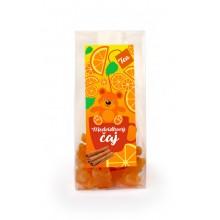 Čaj - Medvídkový čaj - Pomeranč se skořicí