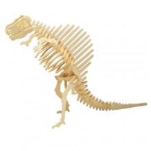 Woodcraft Dřevěné 3D puzzle Spinosaurus