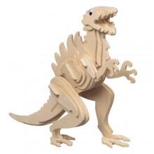 Dřevěné 3D puzzle dřevěná skládačka dinosauři Godzilla J017