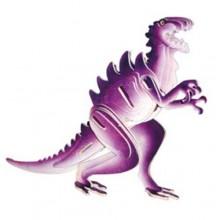 Woodcraft Dřevěné 3D puzzle Godzilla