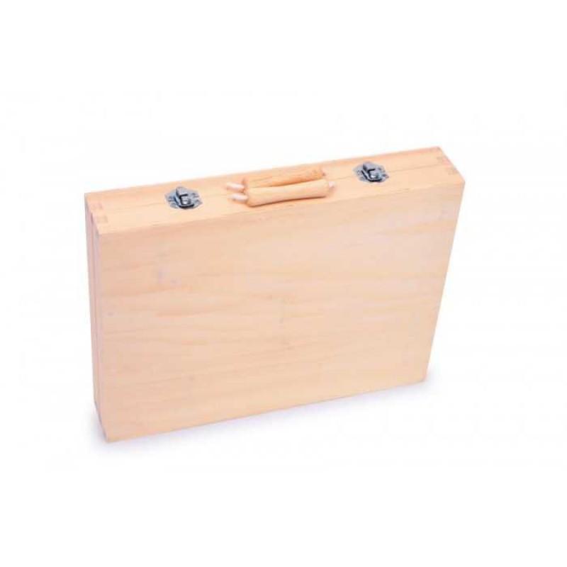 Small Foot Kufřík dřevěné nářadí Lino