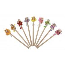 Tužka - Květinové dívky - 1ks