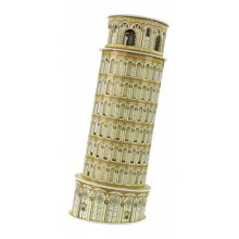 Small Foot Třívrstvé pěnové 3D puzzle šikmá věž v Pise