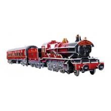 Small Foot Třívrstvé pěnové 3D puzzle vlak