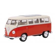 Kovový model auta - Model klasický autobus VW