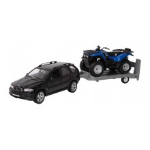 Kovový model auta - Model automobilu Off-Road Set