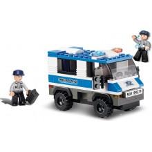 Sluban Policie M38-B0273 Policejní vězeňský vůz