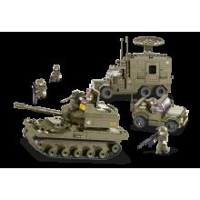 Sluban Army M38-B0308 Elitní obrněná divize