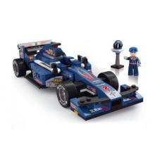Sluban Formule 1 M38-B0353 Formule modrá