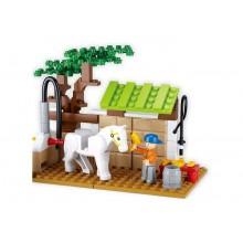 Sluban Town Farma M38-B0557 Péče o koně