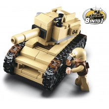 Sluban Army 8into1 M38-B0587B Tank