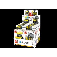 Sluban Builder M38-B05392 4 Stavitelé 1 ks