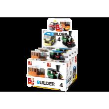 Sluban Builder M38-B05398 4 Veřejná doprava 1 ks