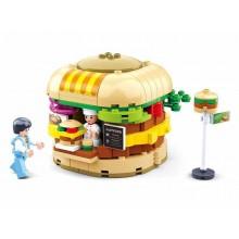 Sluban Rychlé občerstvení M38-B0705A Hamburger