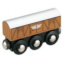 Maxim Dřevěný nákladní vagón