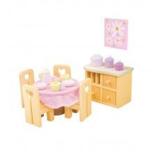 Le Toy Van Nábytek Sugar Plum jídelna