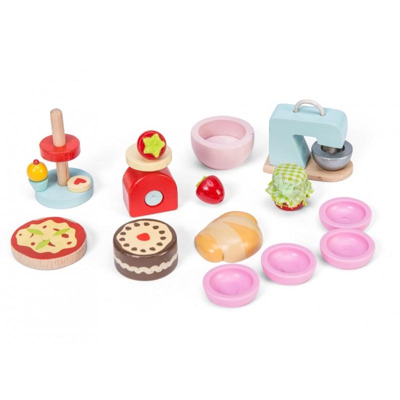 Le Toy Van Vybavení do kuchyně Make & Bake