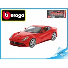 Bburago Auto Race & Play Ferrari F12 Berlinetta 1:24