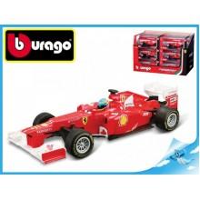 Bburago Race & Play Ferrari Formule F1 (2012 Fernando Alonso) 1:32