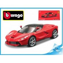 Bburago Auto Race & Play Ferrari Signature LaFerrari 1:43