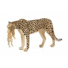 Mojo Animal Planet Gepard s mládětem