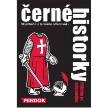 Rodinné karetní hry - Černé historky: Příběhy ze středověku