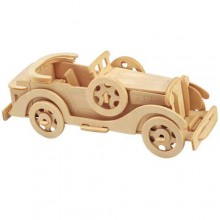 Woodcraft Dřevěné 3D puzzle Packard Twelve Car