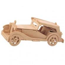 Woodcraft Dřevěné 3D puzzle MG TC